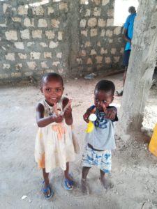 bambini in kenya