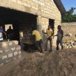 costruzione dormitorio